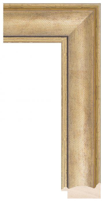 Houten lijst - LILLE - Goud breed 59 mm