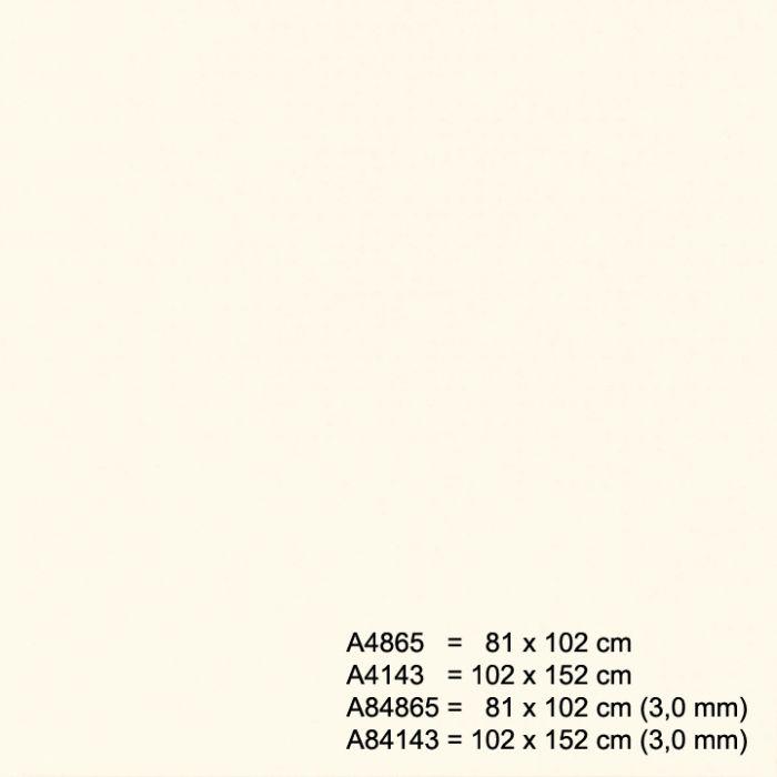 Passe-partout - ARTIQUE - Dover White - A4865