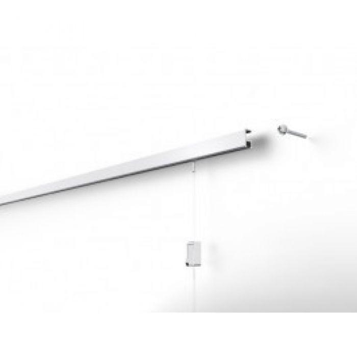 STAS minirail.wit 200 cm + 300 cm