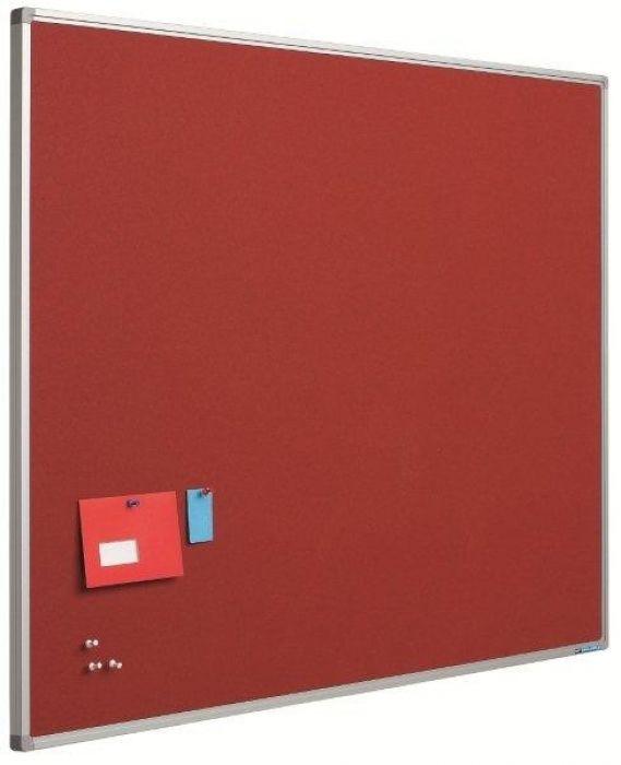 STAS prikbord rood
