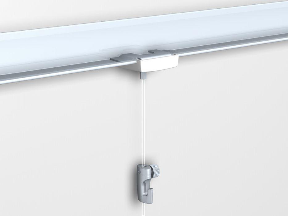 Systeemplafond hanger - Crochet plafond sans percer ...