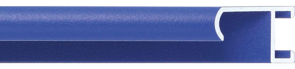 Aluminium lijst -CLARK - Profiel 415 - Blauw poedercoating