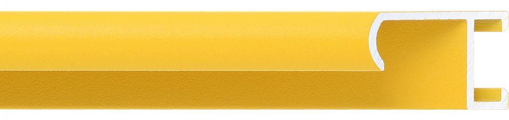 Aluminium lijst -CLARK - Profiel 415 - Geel poedercoating