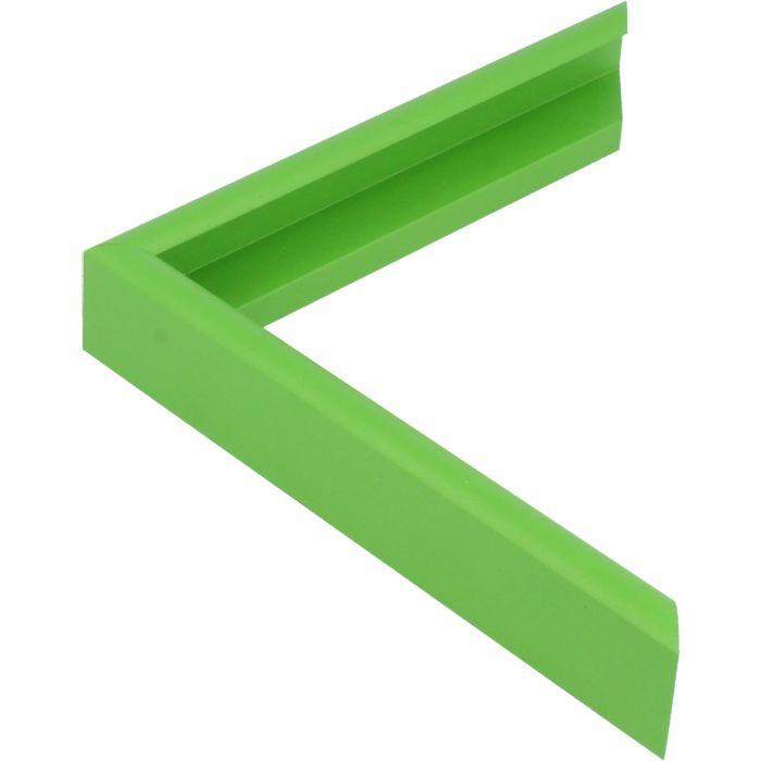 Aluminium lijst -CLARK - Profiel 415 - Groen poedercoating