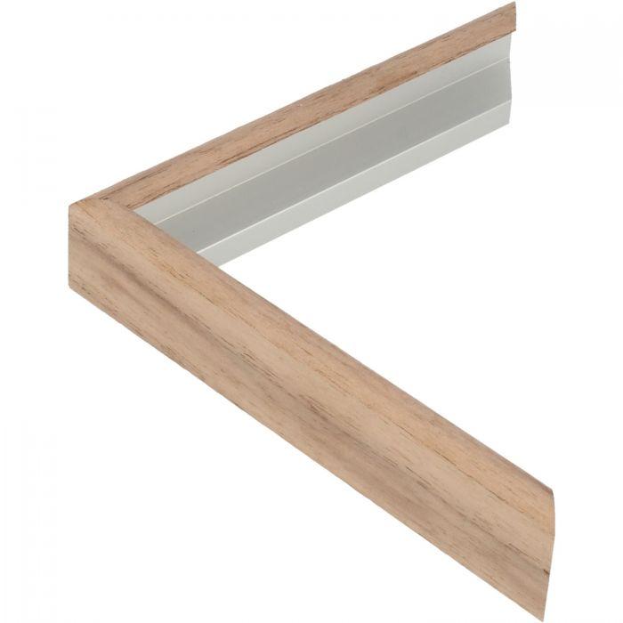 Aluminium lijst -CLARK - Profiel 415 - Walnoot fineer