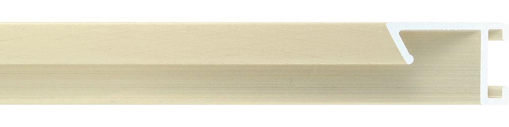 Aluminium lijst - CLARK - Profiel 421 - Geborsteld champagne mat