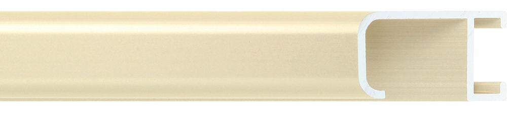 Aluminium lijst - CLARK - Profiel 427 - Geborsteld champagne mat