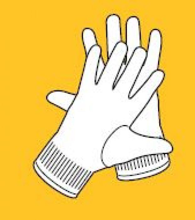 Antistatische handschoenen   L/9