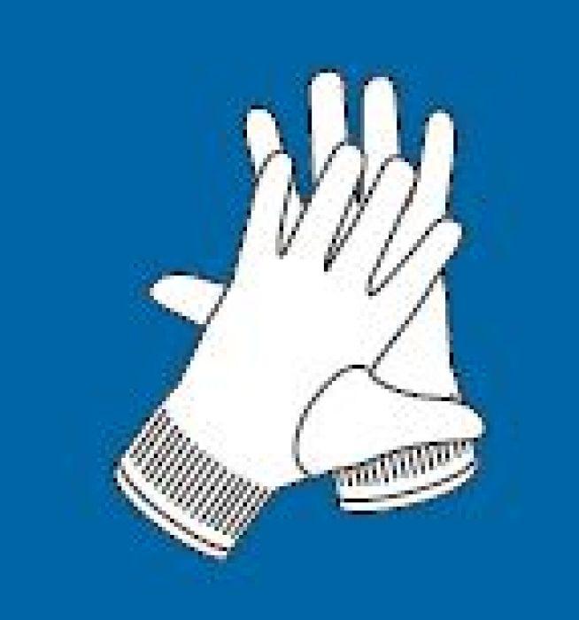 Antistatische handschoenen maat  S7