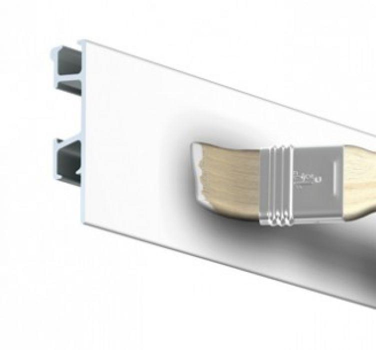Click Rail Pro wit primer 200 cm (9,5 mm x 37,5 mm)