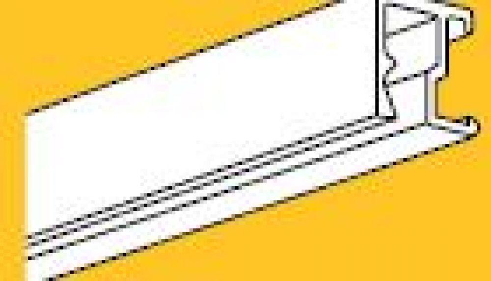 Contour rail  200 cm