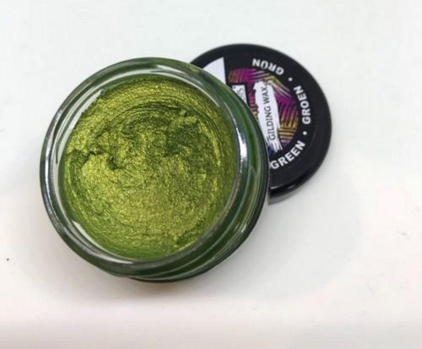 COOSA Crafts Gilding Wax - groen COC-006 20 ML