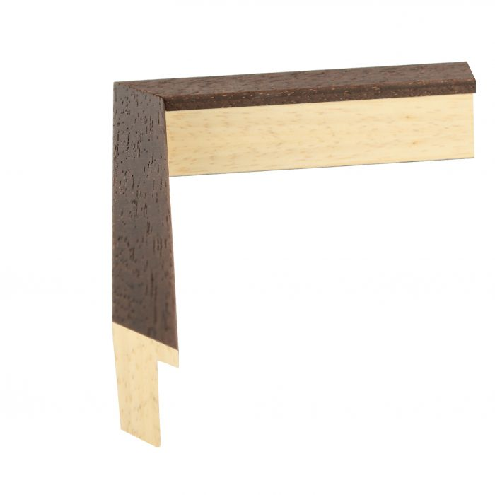 houten lijst -LOFT 16 - Wenge breed 16 mm