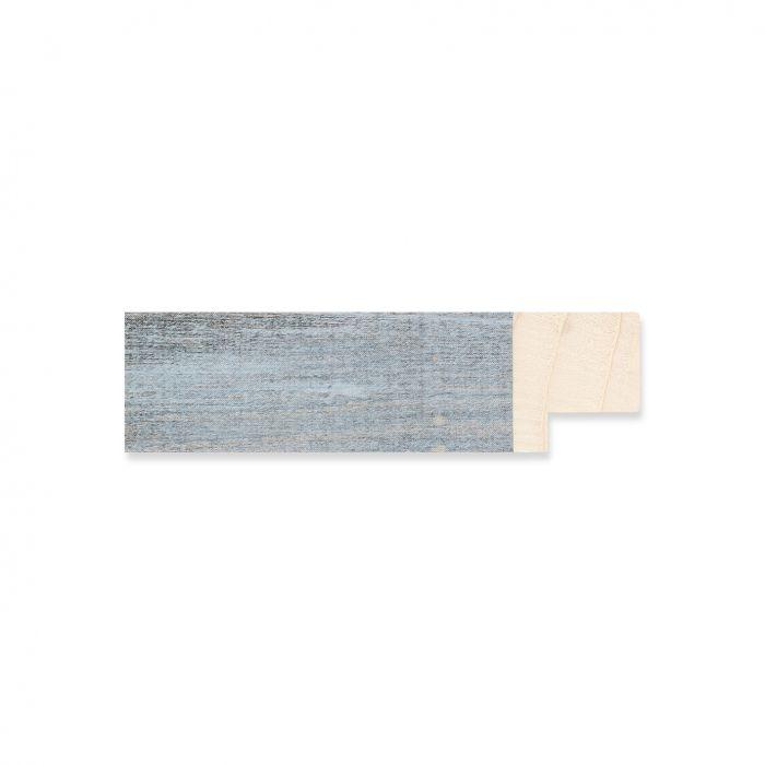 Houten lijst  - Oud grijs hout  breedte 22 mm