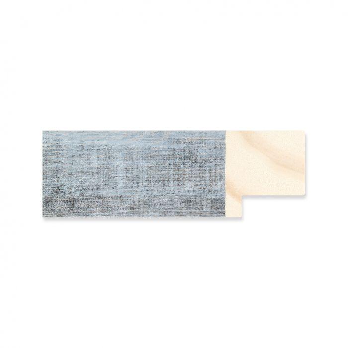 Houten lijst-  Oud grijs hout breedte 30 mm