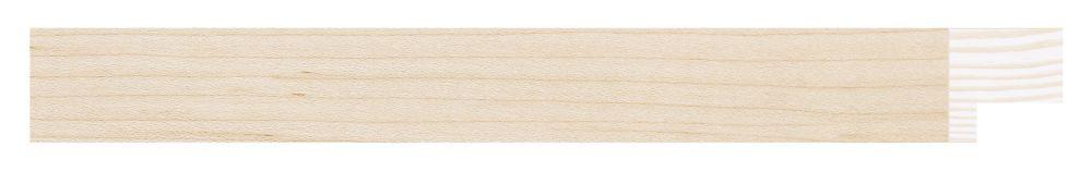 Houten lijst - TOUCHWOOD ART (T-WOOD ART) - Esdoorn - fineer Profielbreedte: 20 mm