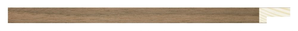 Houten lijst - TOUCHWOOD ART (T-WOOD ART) - Walnoot - fineer Profielbreedte: 10 mm