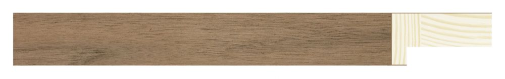 Houten lijst - TOUCHWOOD ART (T-WOOD ART) - Walnoot - fineer Profielbreedte: 20 mm