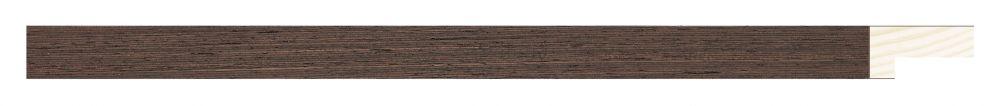 Houten lijst - TOUCHWOOD ART (T-WOOD ART) - Wenge - fineer Profielbreedte: 10 mm