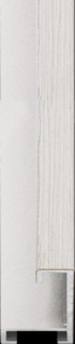 largo aluminium lijst   35-302 off  white