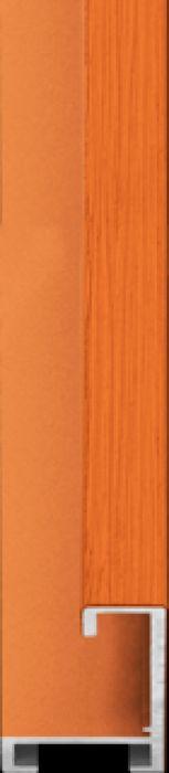 largo aluminium lijst 35-306 oranje