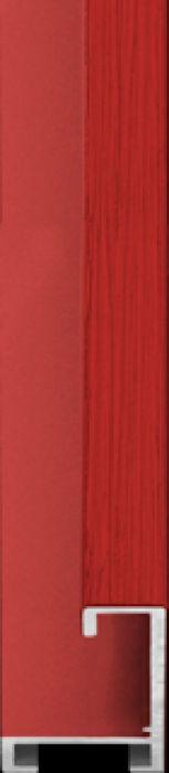 largo aluminium lijst  35-307 cherry
