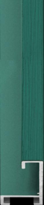 largo aluminium lijst  35-311 opal green