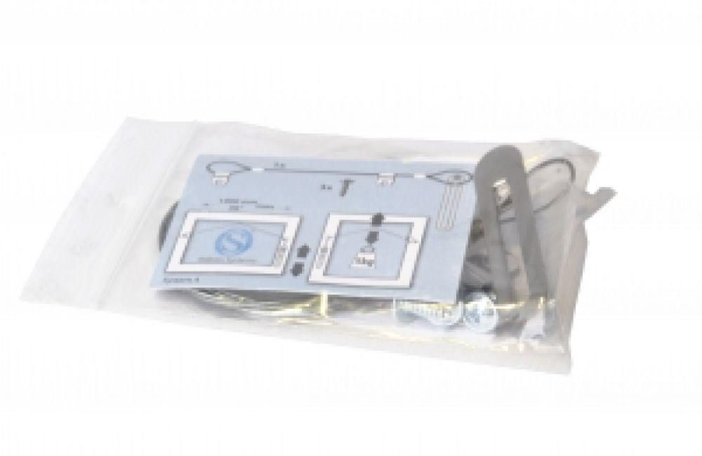 Ophangdraad compleet (100 cm) - lijst t/m gewicht 5 kg