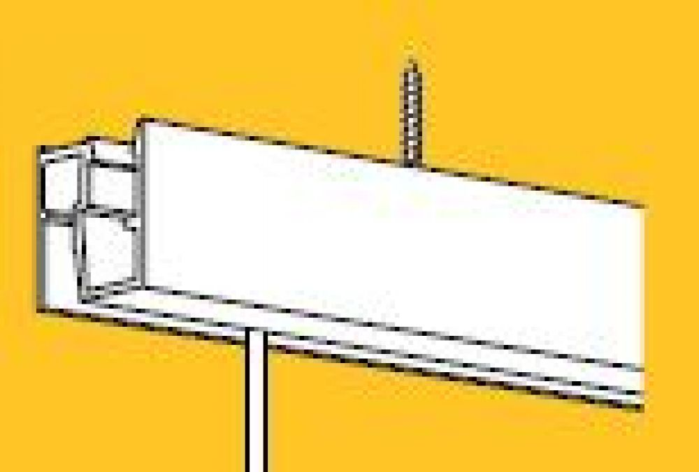 Plafond Rail  200CM  Merk Newly