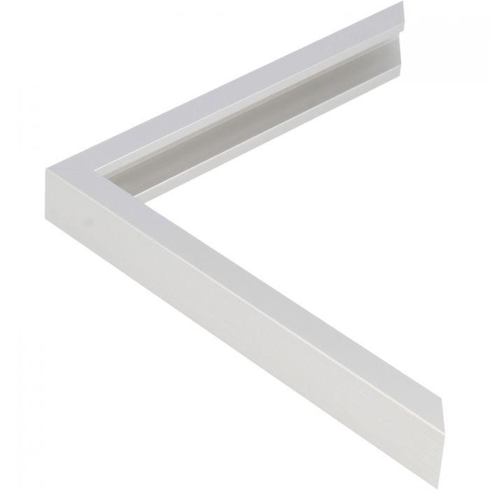 Profiel 403 - Geborsteld zilver mat