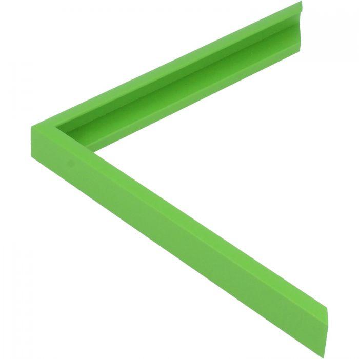 Profiel 404 - Groen poedercoating