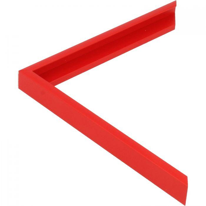 Profiel 404 - Rood poedercoating