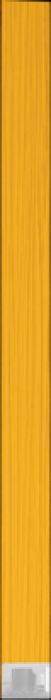 spacer D8-305 maize yellow inleg profiel