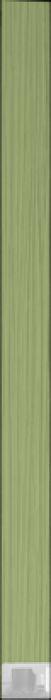 spacer D8-309 pasel groen inleg profiel