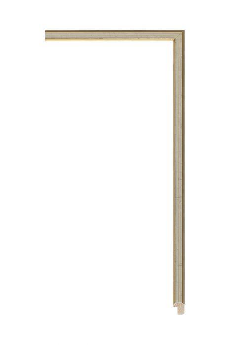 APART I - Tabak-goud 10 mm breed