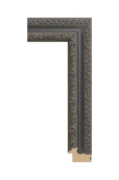Houten lijst - BILTMORE - Brons 52 mm breed