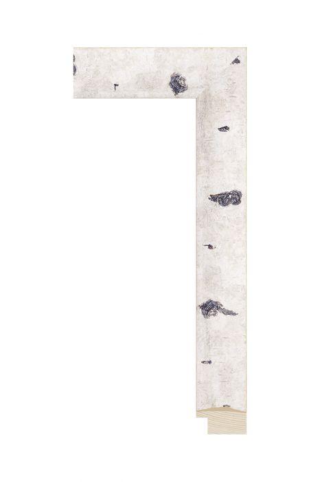Houten lijst - BIRCHWOODS - Berken 37 mm breed