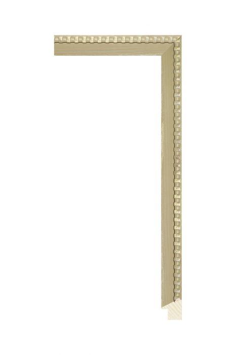 Houten lijst - BRIMFIELD - Bruin 21 mm breed