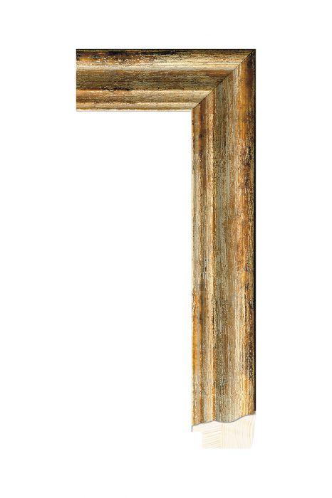 Houten lijst - DEGAS - Goud 41 mm breed