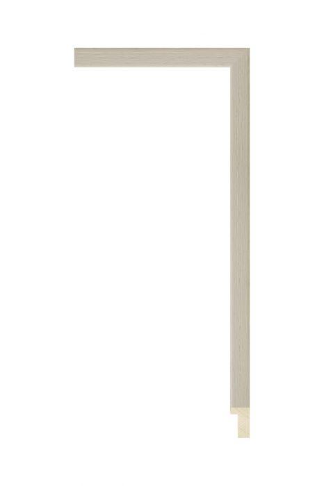 Houten lijst - FINN - Grijs 15 mm breed