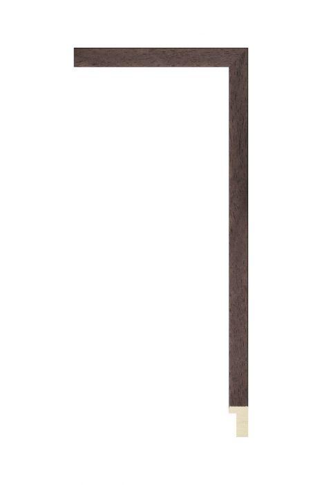 Houten lijst - FINN - Wenge 15 mm breed