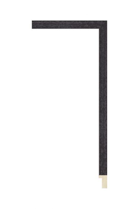 Houten lijst - FINN - Zwart 15 mm breed