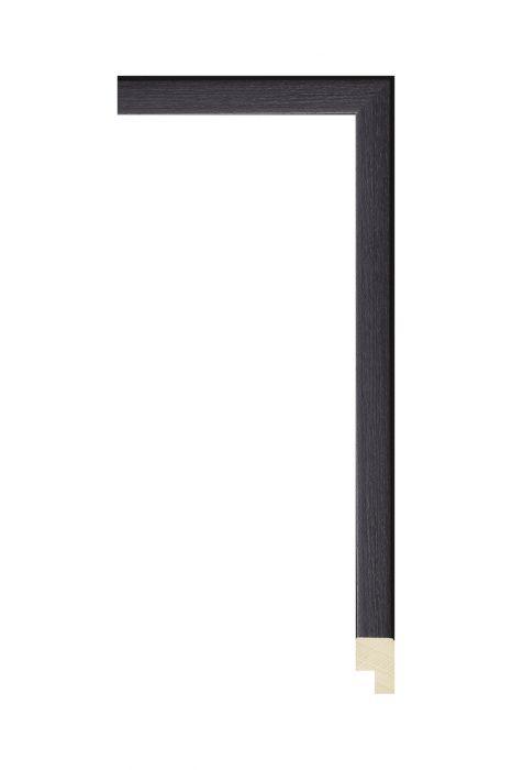 Houten lijst - FINN - Zwart 19 mm breed