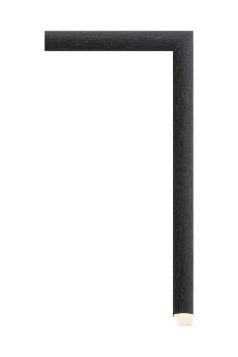 Houten lijst - LINE - Antraciet 16 mm breed