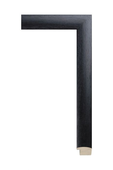 Houten lijst - LINE - Antraciet 26 mm breed