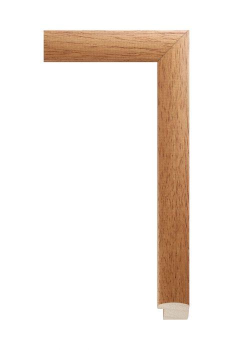 Houten lijst - LINE - Bruin 26 mm breed