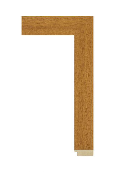 Houten lijst - LINE - Bruin 40 mm breed