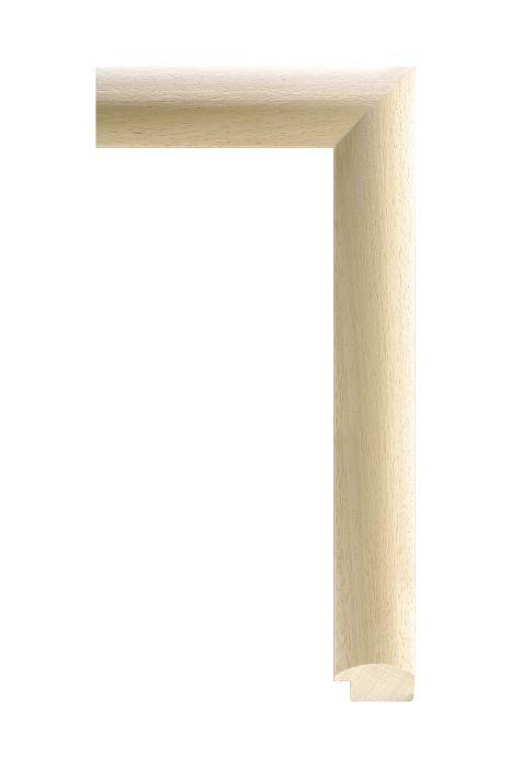 Houten lijst - LINE - Natuur 36 mm breed