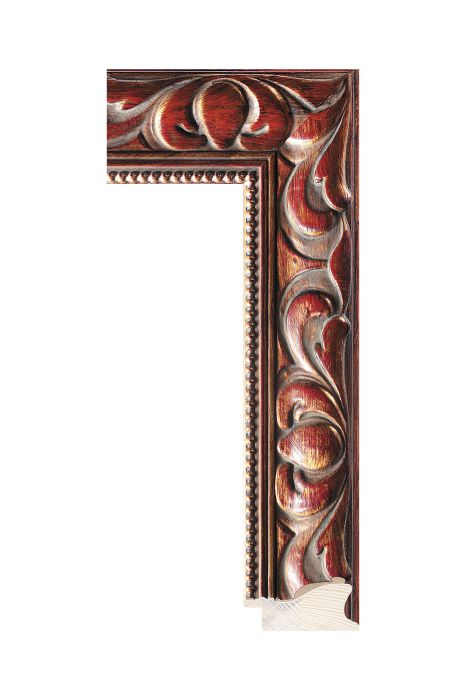 Houten lijst - NIKA - Brons 60 mm breed