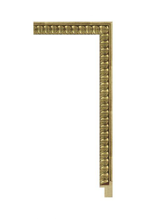 Houten lijst - SENELAR - Goud 21 mm breed